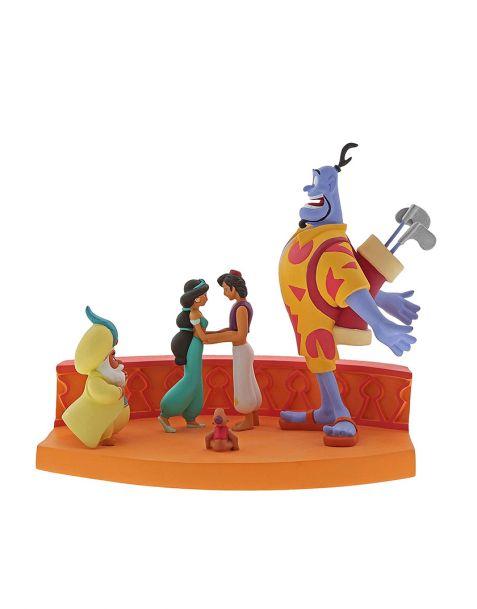 Statua Disney Enchanting Collection - Aladdin