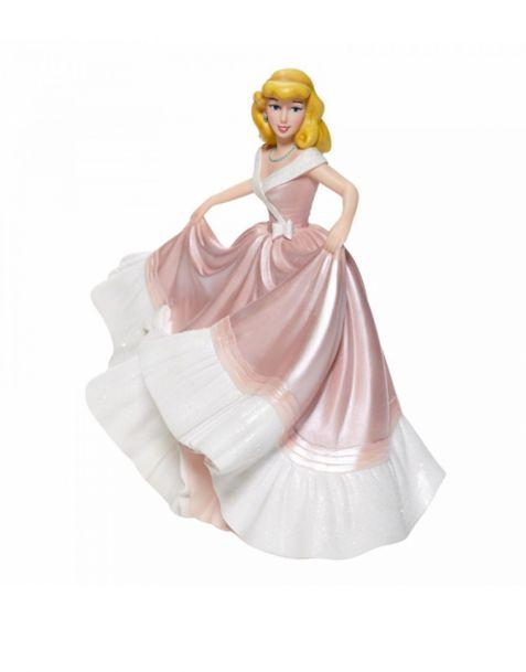 Disney Showcase Collection - Cinderella in Pink Dress