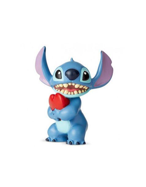 Disney Showcase Mini Stitch Heart