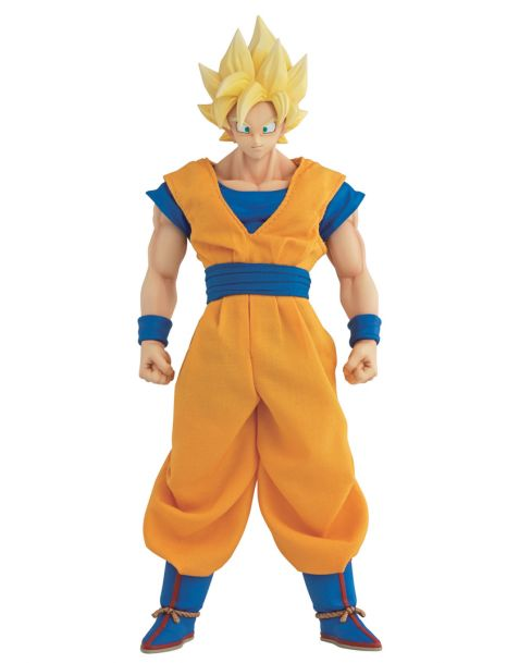 Dragon Ball ZD O D Super Sayan Goku