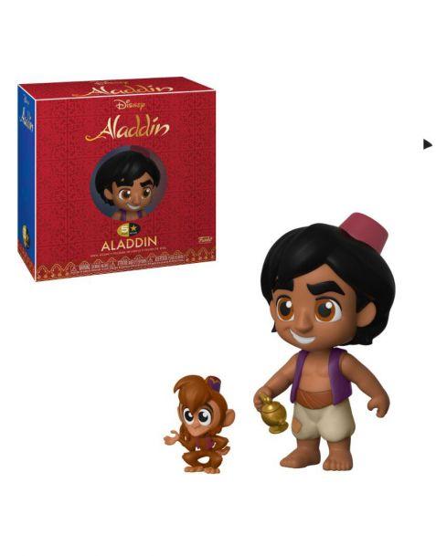 Funko 5-Star Disney - Aladdin