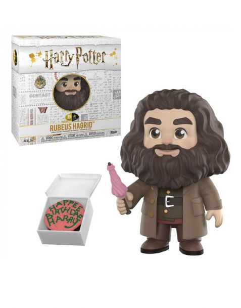 Funko 5-Star Harry Potter - Hagrid