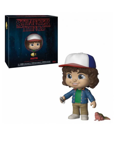 Funko 5-Star Stranger Things - Dustin