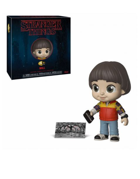 Funko 5-Star Stranger Things - Will