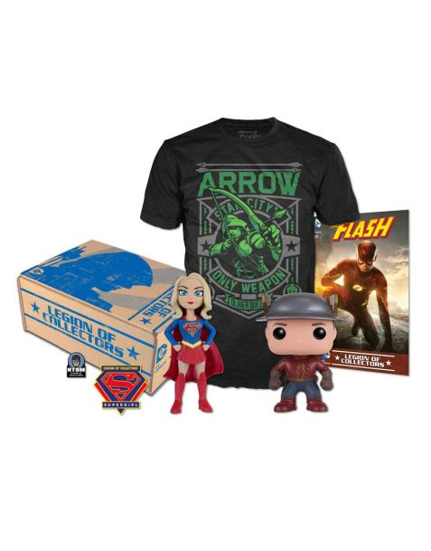 Funko DC Legion of Collectors Box DC TV