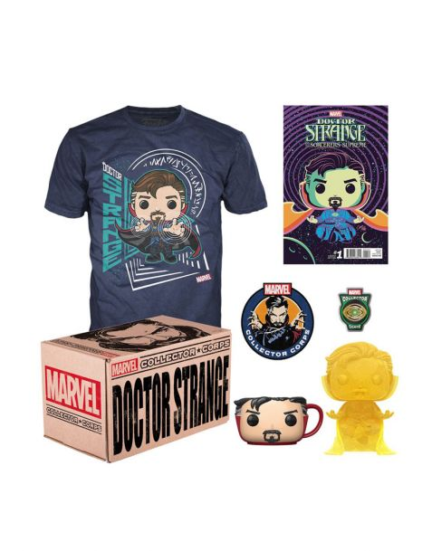 Funko Marvel Collector Corps Box Doctor Strange