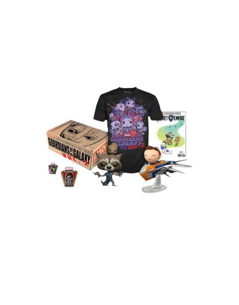 Funko Marvel Collector Corps Box Guardians of the Galaxy Vol. 2