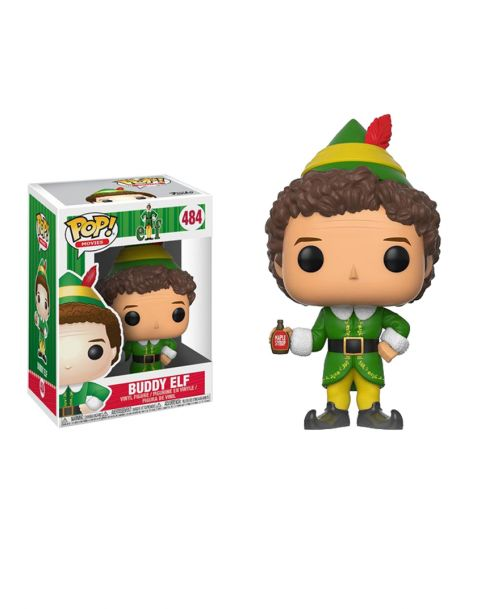 Funko Pop! Elf - Buddy Elf 484