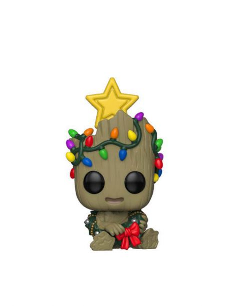 Funko Pop! Marvel Holiday - Groot