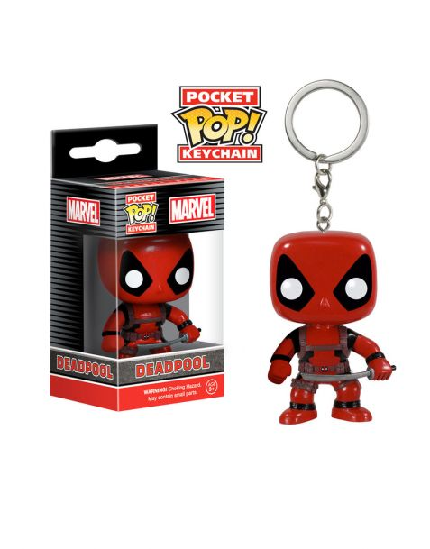 Funko Pocket Pop! Keychain Deadpool