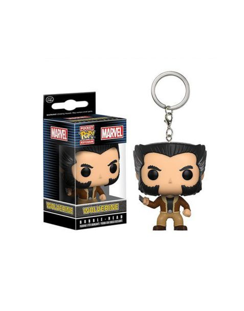 Funko Pocket Pop! Keychain Wolverine