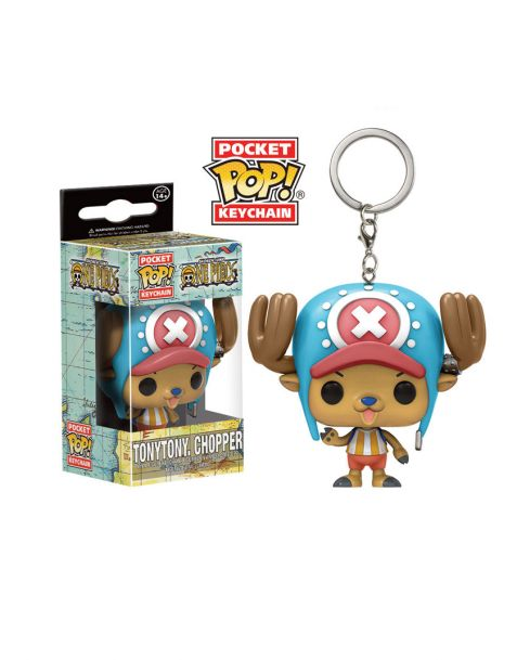Funko Pocket Pop! Keychain One Piece - Tony Tony. Chopper
