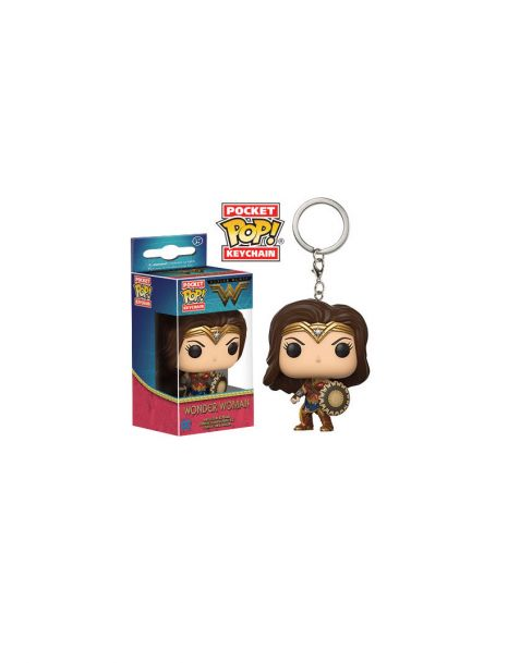 Funko Pocket Pop! Keychain Wonder Woman
