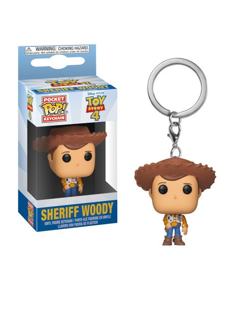Funko Pocket Pop! Keychain Disney - Sheriff Woody