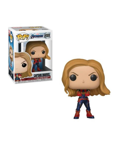 Funko Pop! Marvel Avengers Endgame - Captain Marvel 459