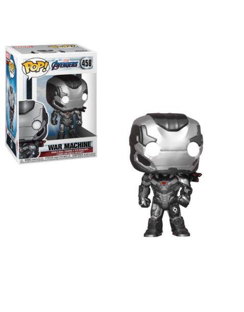 Funko Pop! Marvel Avengers Endgame - War Machine 458