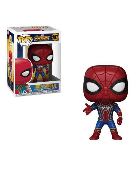 Funko Pop! Marvel Avengers Infinity War - Iron Spider 287
