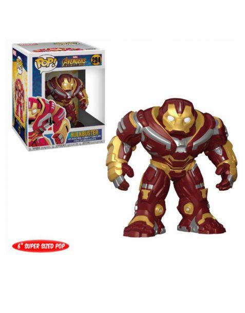 Funko Pop! Marvel Avengers Infinity War Super Sized- Hulkbuster 294