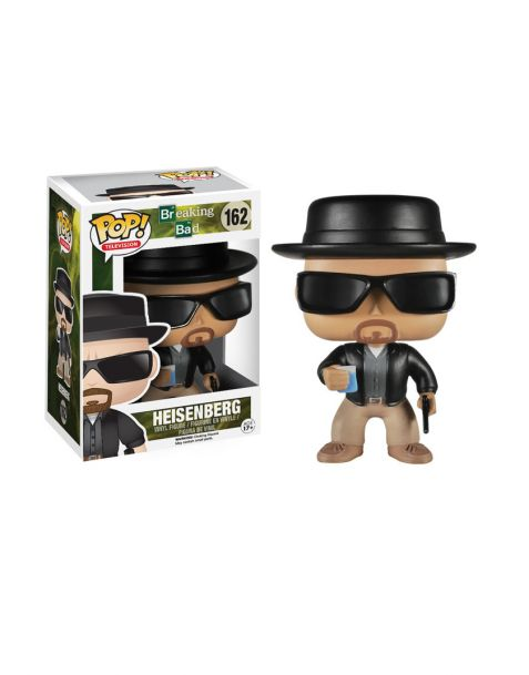 Funko Pop! Breaking Bad - Heisenberg 162