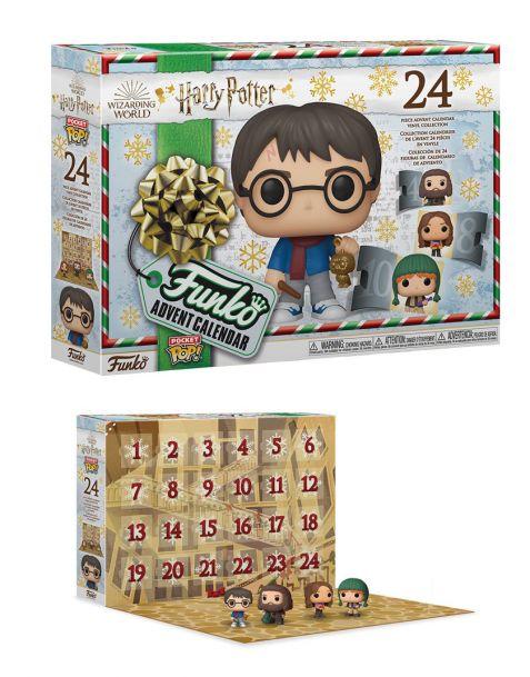 Funko Pop calendario dell'avvento Harry Potter 2020