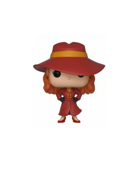 Funko Pop! Television - Carmen Sandiego