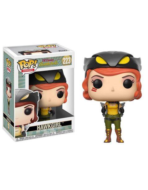 Funko Pop!  DC Bombshells - Hawkgirl 223