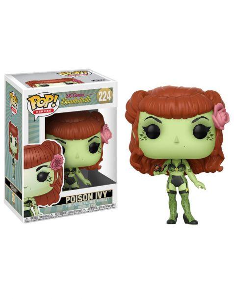 Funko Pop!  DC Bombshells - Poison Ivy 224