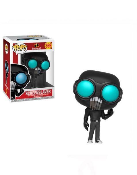 Funko Pop! Disney Incredibles 2 - Screenslaver 369