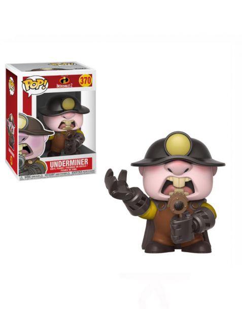 Funko Pop! Disney Incredibles 2 - Underminer 370