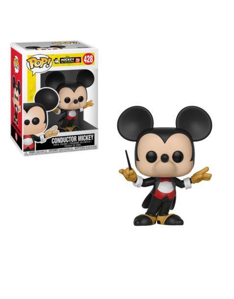 Funko Pop! Disney Mickey Mouse 90th Anniversary - Conductor Mickey 428
