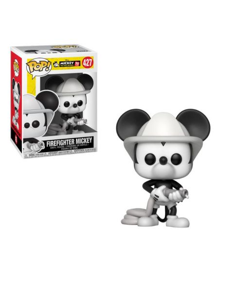 Funko Pop! Disney Mickey Mouse 90th Anniversary - Firefighter Mickey 427