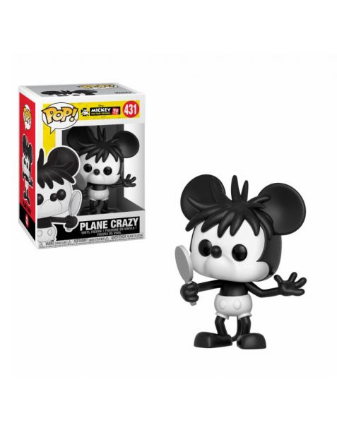 Funko Pop! Disney Mickey Mouse 90th Anniversary - Plane Crazy 431