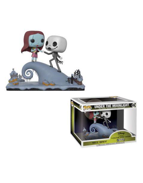 Funko Pop! Disney Movie Moment -Nightmare Before Christmas Jack & Sally
