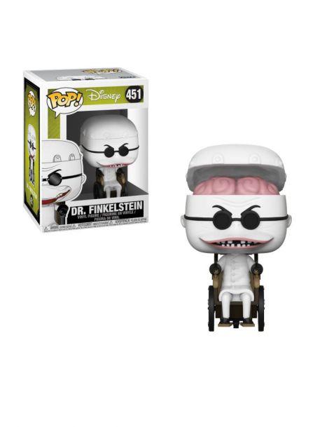 Funko Pop! Disney Nightmare Before Christmas - Dr. Finklestein 451