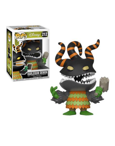 Funko Pop! Disney Nightmare Before Christmas - Harlequin Demon 212