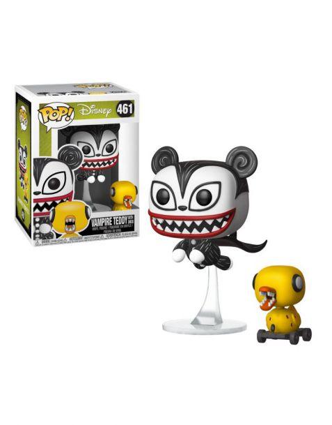Funko Pop! Disney Nightmare Before Christmas - Vampire Teddy & Duck 461