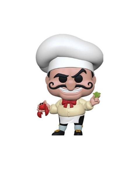 Funko Pop! Disney The Little Mermaid - Chef Louis