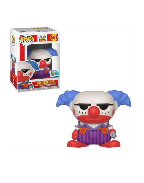 Funko Pop! Disney Toy  Story - Chuckles SDCC 2019 Exclusive