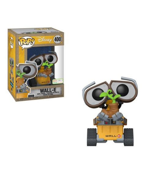 Funko Pop! Disney - Wall-E 400 Box Lunch Earth Day Exclusive