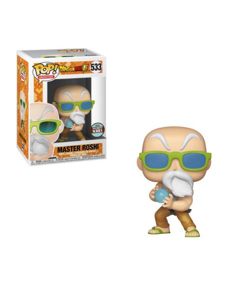 Funko Pop! Dragon Ball Super Speciality Series - Master Roshi (Max Power) 533