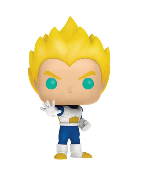 Funko Pop Dragon Ball Vegeta Super Sayan 154