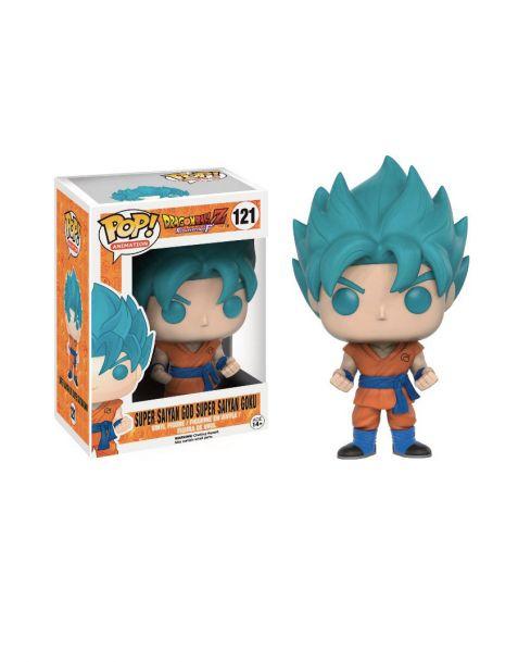 Funko Pop! Dragon Ball - Super Saiyan God Super Saiyan Goku 121