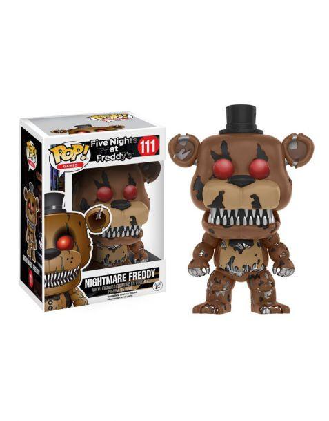 Funko Pop! Five Nights at Freddy's - Nightmare Freddy 111