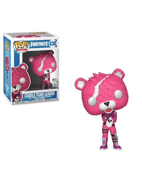Funko Pop! Fortnite - Cuddle Team Leader 430