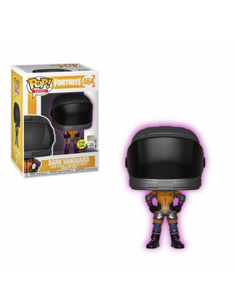 Funko Pop! Fortnite - Dark Vanguard GITD 464