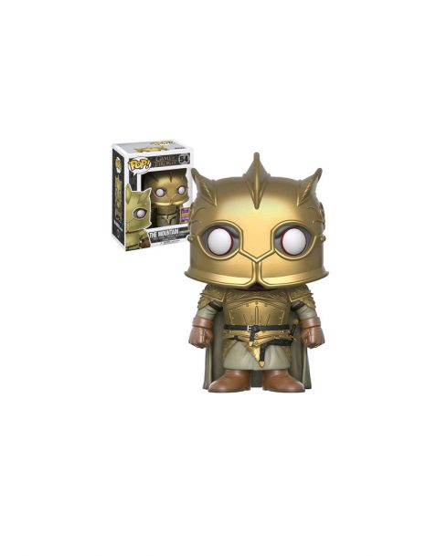 Funko Pop! The Mountain (Armored) 54 - SDCC 2017