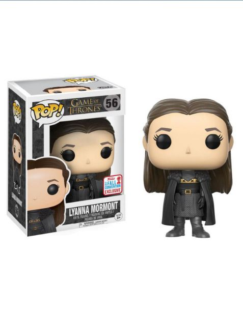 Funko Pop! Game of Thrones - Lyanna Mormont 56 NYCC17