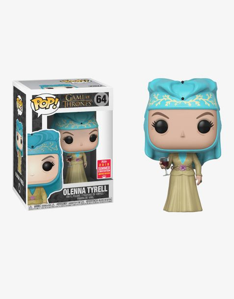 Funko Pop! Summer Convention 2018 Game of Thrones - Olenna Tyrell 64