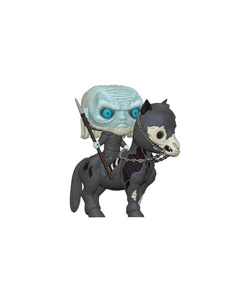 Funko Pop! Rides Game of Thrones - White Walker on Horse