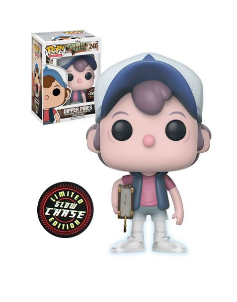 Funko Pop! Gravity Falls - Dipper Pines 240 Chase